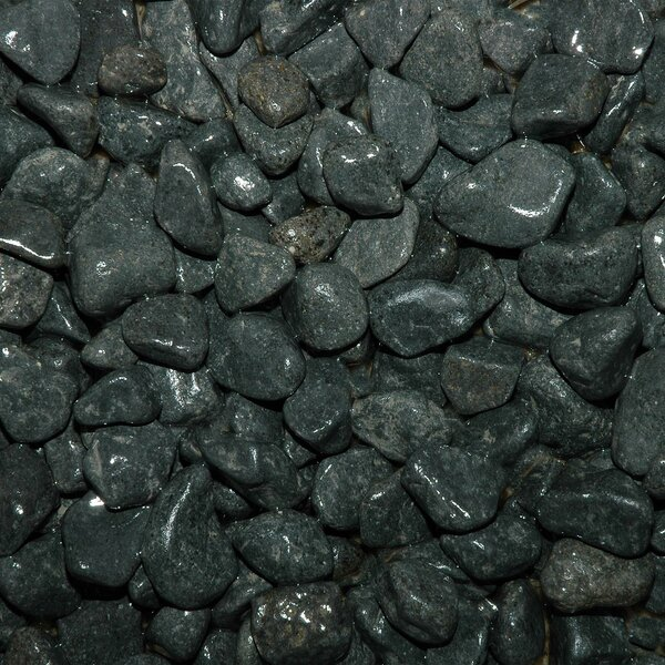 Zierkies Basalt  getrommelt 20/30 mm, Sackware